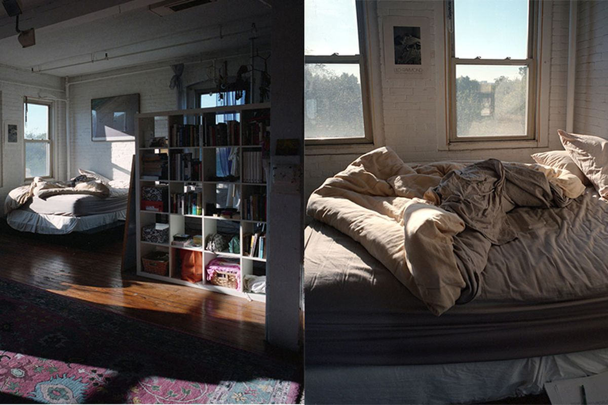 why do so many people love these photos of unmade beds the verge