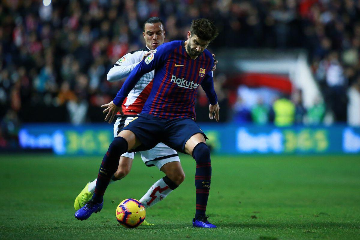 Rayo Vallecano de Madrid v FC Barcelona - La Liga