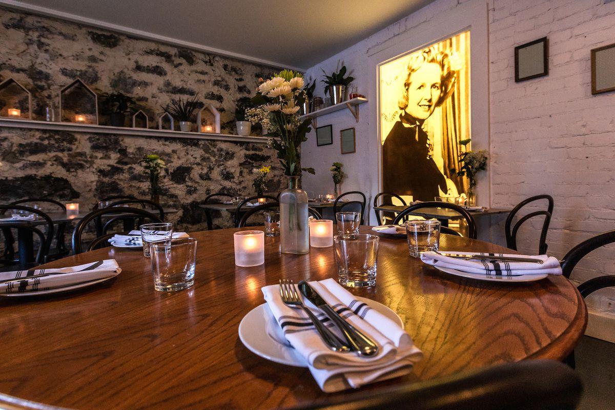 Inside Petite Maison, Danny St-Pierre's First Montreal Restaurant