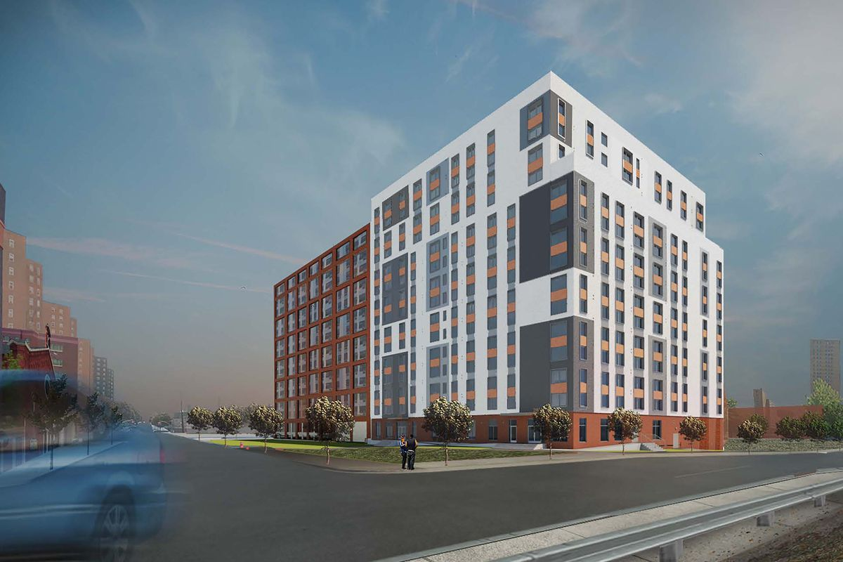 South Bronx passive house launches affordable lottery on ...