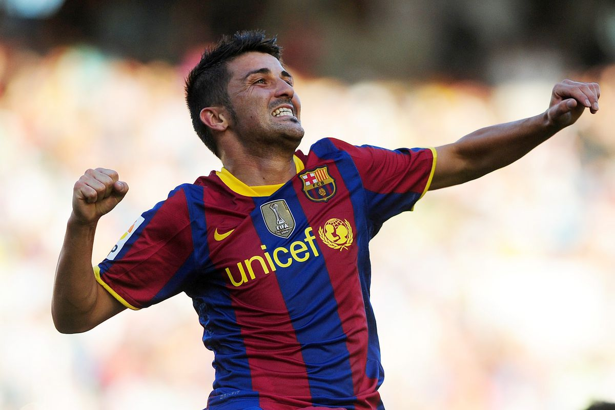 Three reasons why David Villa was a cut above the rest