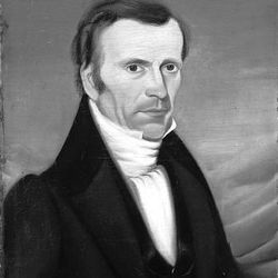Frederick G. Williams scribed for Joseph Smith.Frederick G. Williams scribed for Joseph Smith.