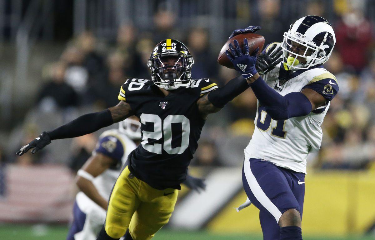 NFL: Los Angeles Rams at Pittsburgh Steelers