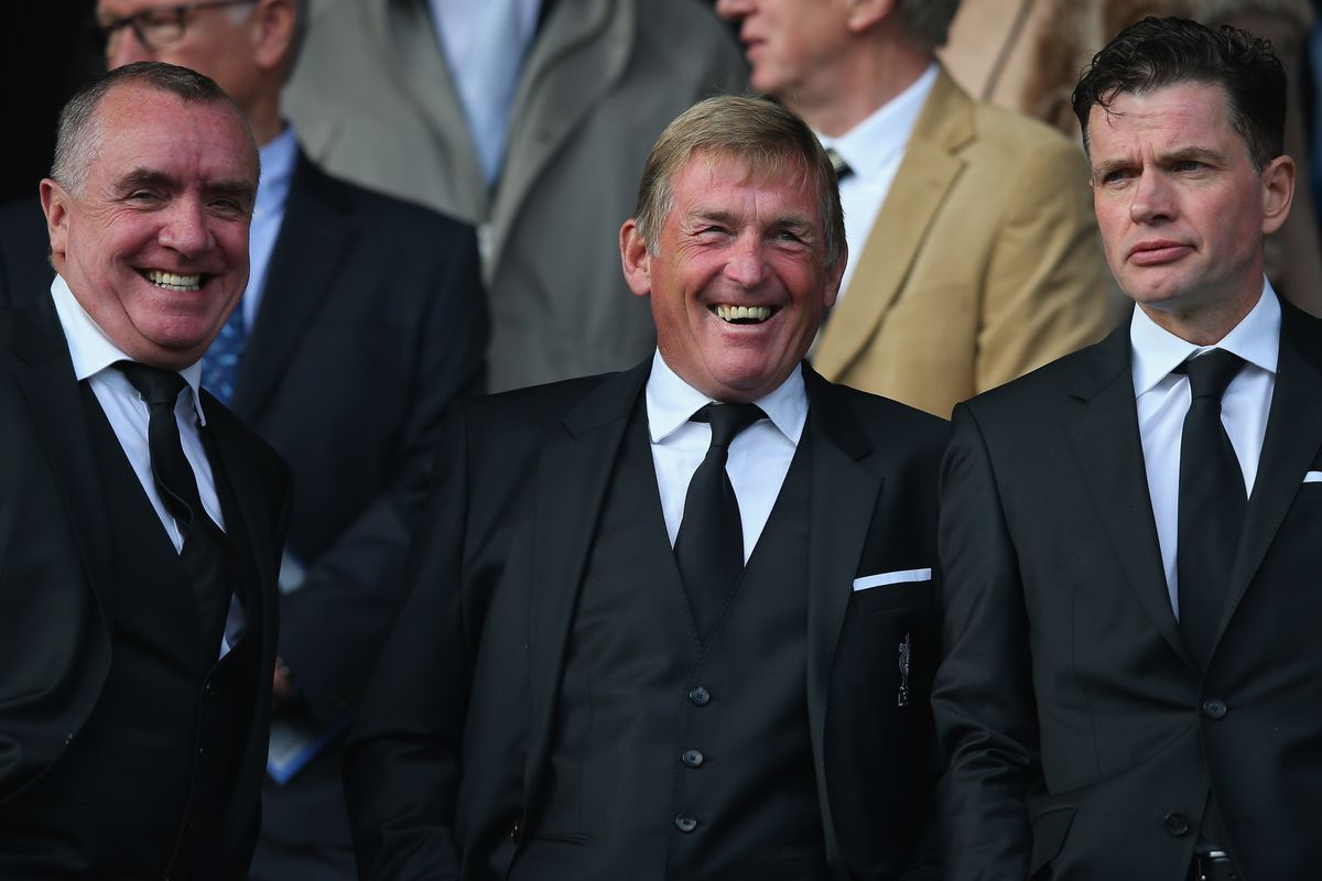 Liverpool honour Kenny Dalglish by unveiling Anfield stand in his name