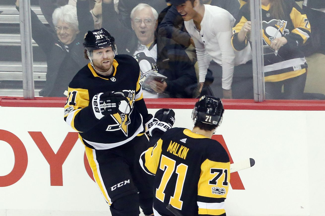 Phil Kessel bids farewell to Pittsburgh