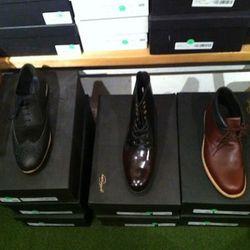 Men's shoes by Rachel Comey