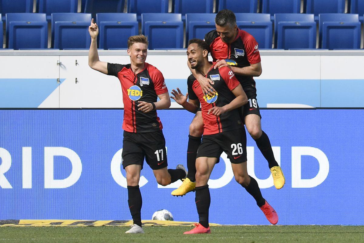 Hertha vs. Union Berlin: Odds, bet splits for Berlin Derby today ...