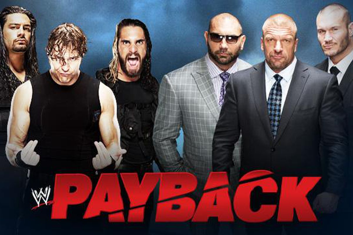 Triple H Evolution 2014 WWE Payback 2014 Previ...