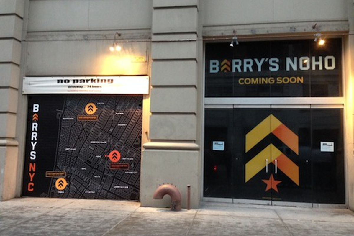 """Image via <a href=""""http://www.wellandgoodnyc.com/2014/03/12/barrys-bootcamp-to-open-two-new-new-york-studios-this-summer/"""">Well &amp; Good</a>"""