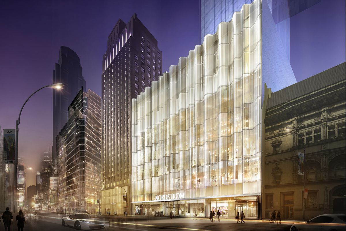 c00a3168 Nordstrom's New Midtown Store Will Have Restaurants from Seattle ...