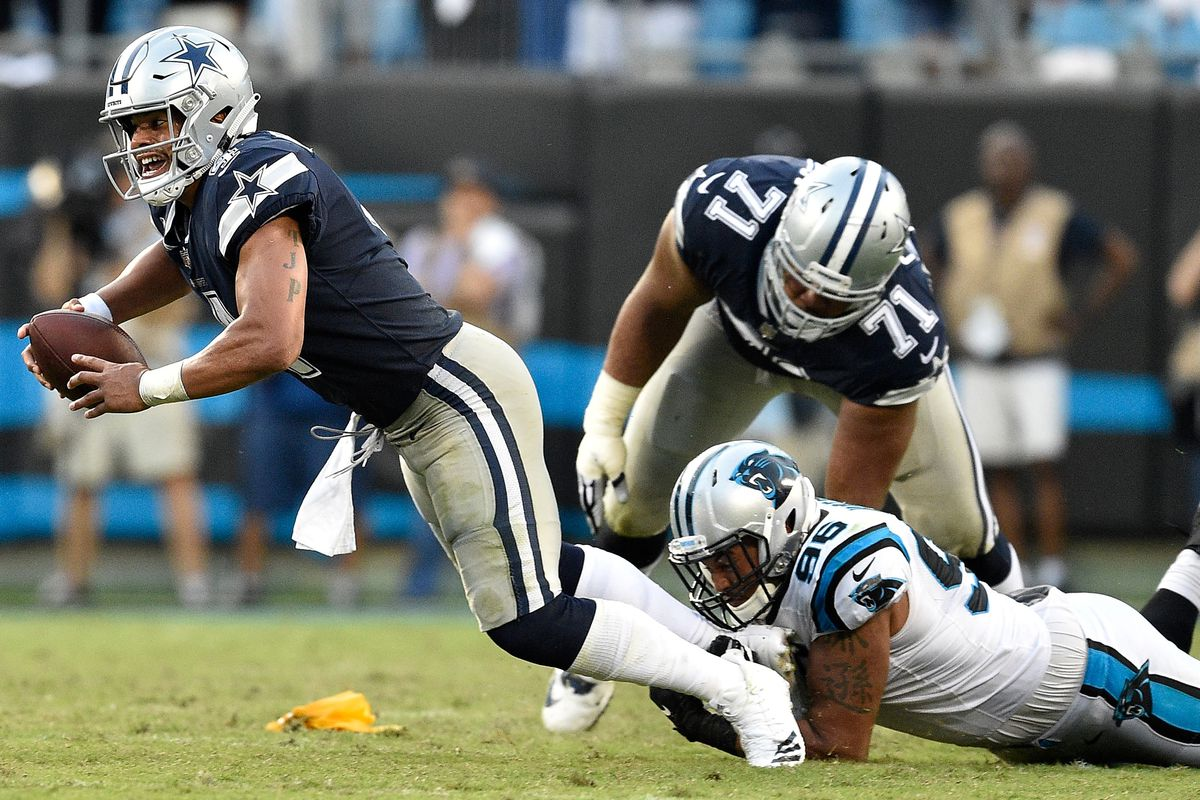 852fbc5f Five plays that shaped the Cowboys game against the Carolina ...