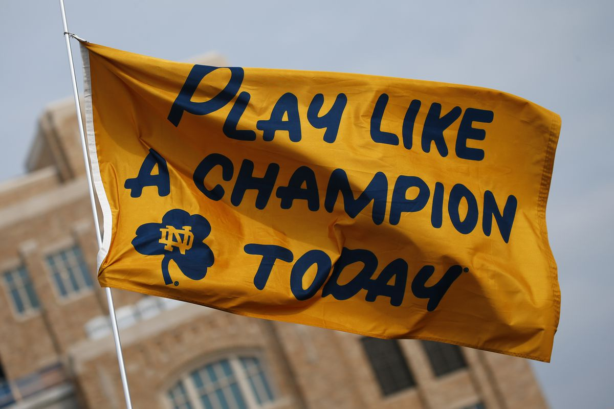 With One Week Left What S Next For Notre Dame Football