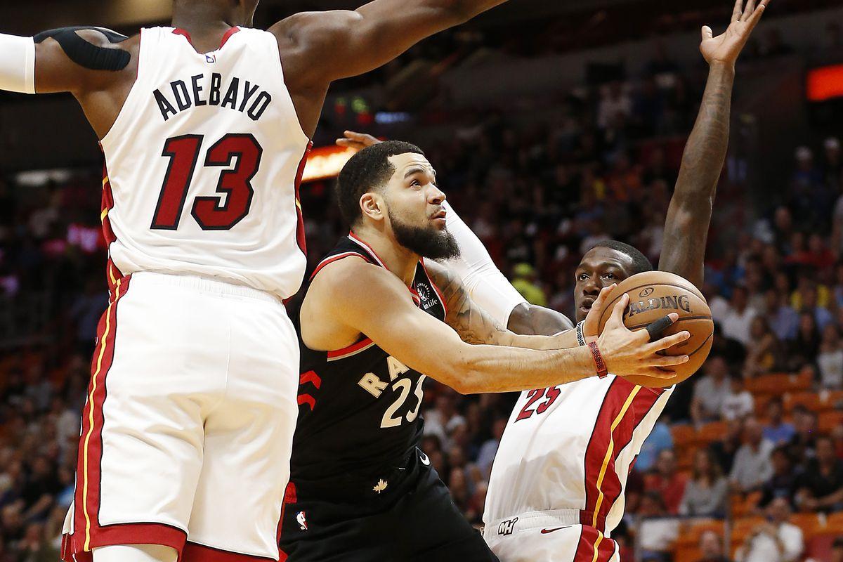 Five thoughts recap: Miami Heat 84, Toronto Raptors 76, Fred VanVleet