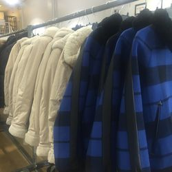 Coats, $275