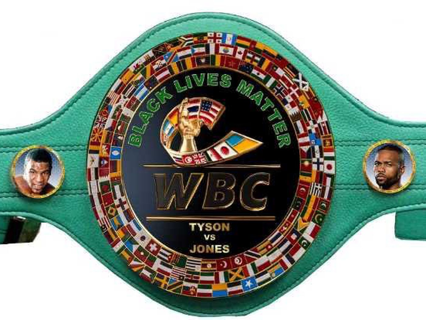 mike tyson and roy jones jr will compete for wbc frontline battle belt on nov 28 mmamania com mike tyson and roy jones jr will