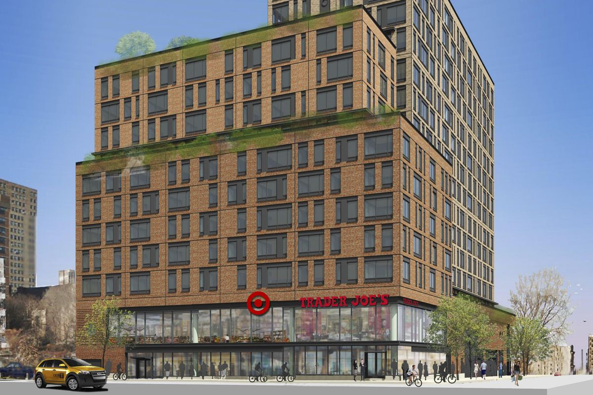 Target will open a Lower East Side outpost at Essex Crossing