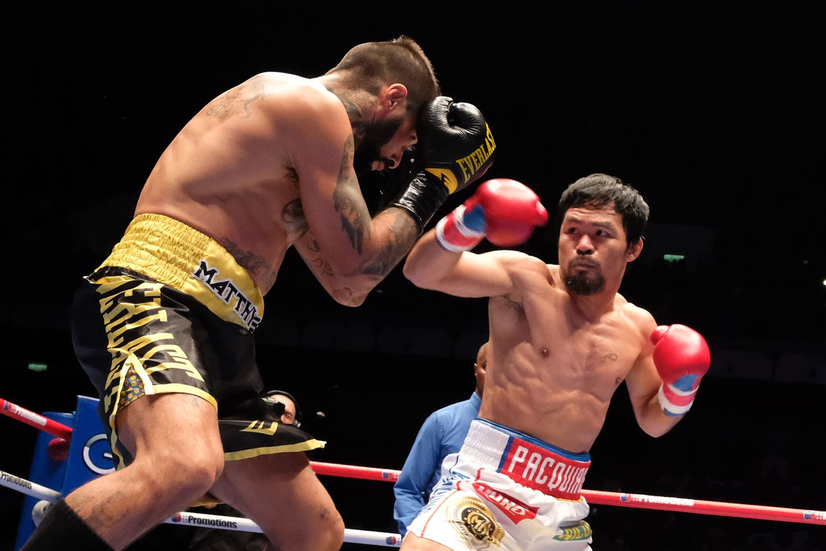 what s next for manny pacquiao after matthysse win bad left hook