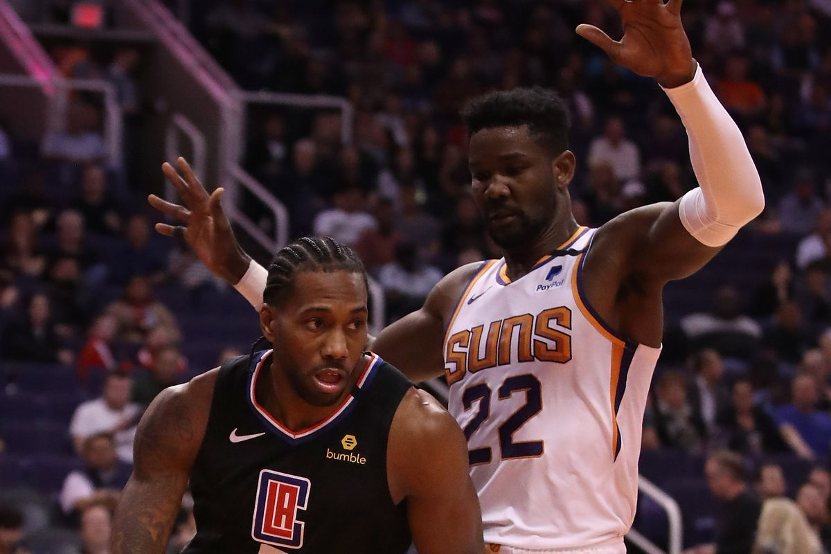 Los Angeles Clippers v Phoenix Suns