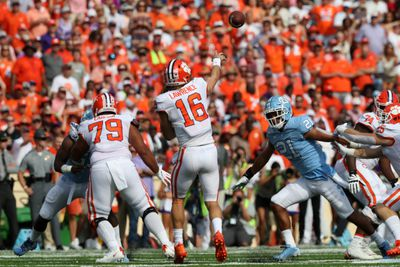 Clemson University v University of North Carolina