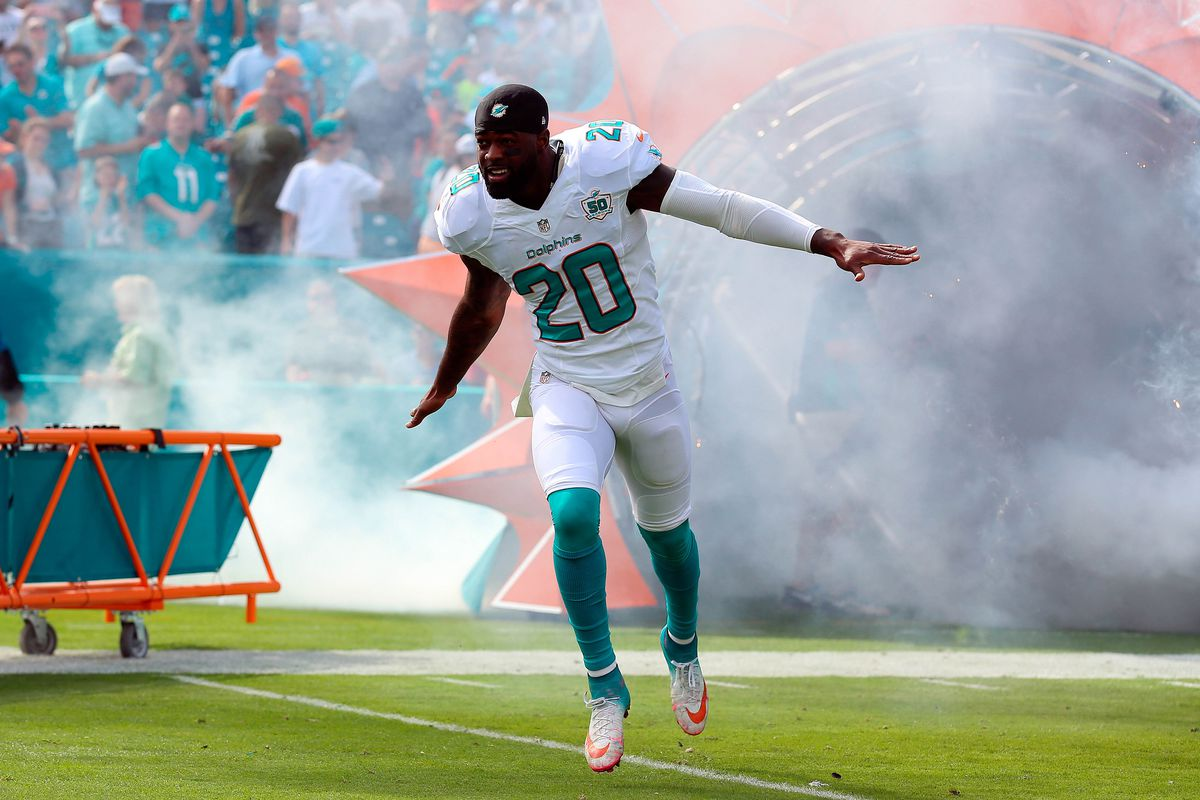 Reshad Jones reporting to minicamp The Phinsider