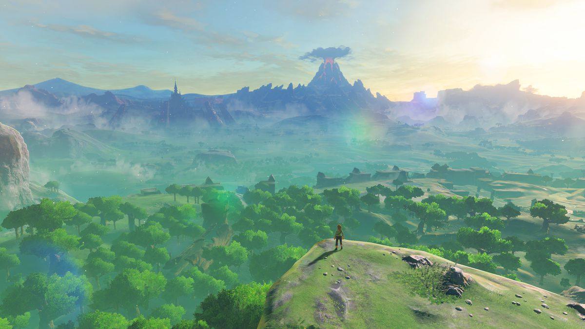 A Chat With The Directors Of The Legend Of Zelda Breath Of The