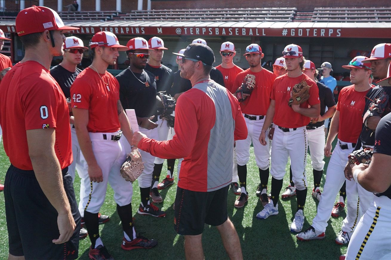 After climbing back over .500, Maryland baseball set to host conference-leading Michigan