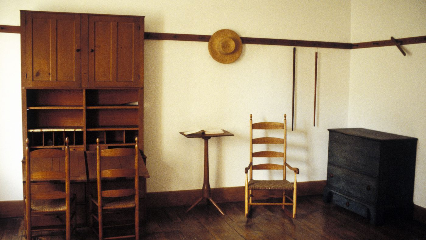 Picture of: Shaker Furniture Was Invented By A Celibate Religious Sect Curbed