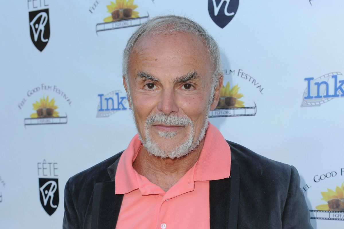 Actor John Saxon attends the opening night of the Feel Good Film Festival at the Egyptian Theater in 2010 in Hollywood, California.