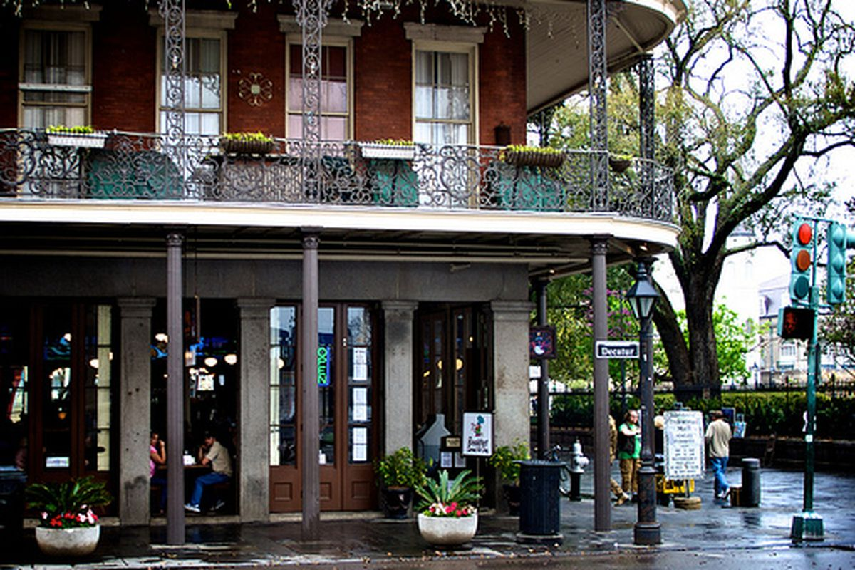 The Corner Oyster House