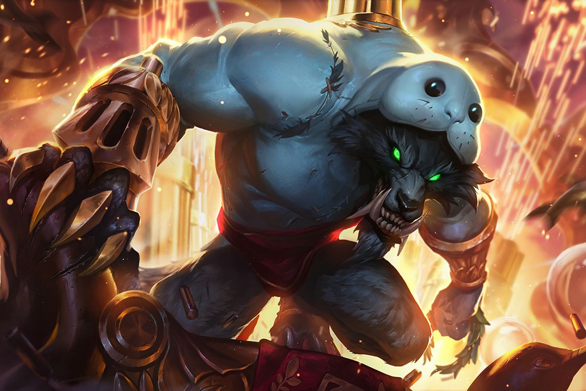 Warwick skins Urfwick and Greywick may become available for purchase