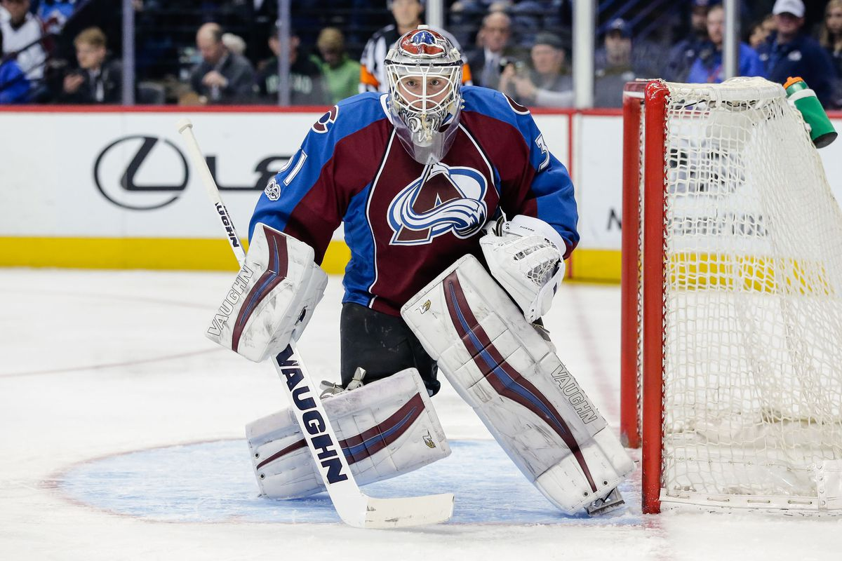 Calvin Pickard will be given time to groom for the Golden Knights ... 46de5f78c