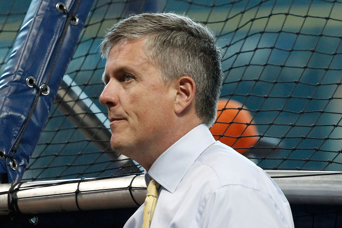 Astros GM Jeff Luhnow is one of the featured panelists at this year's Sloan Sports Analytics Conference.