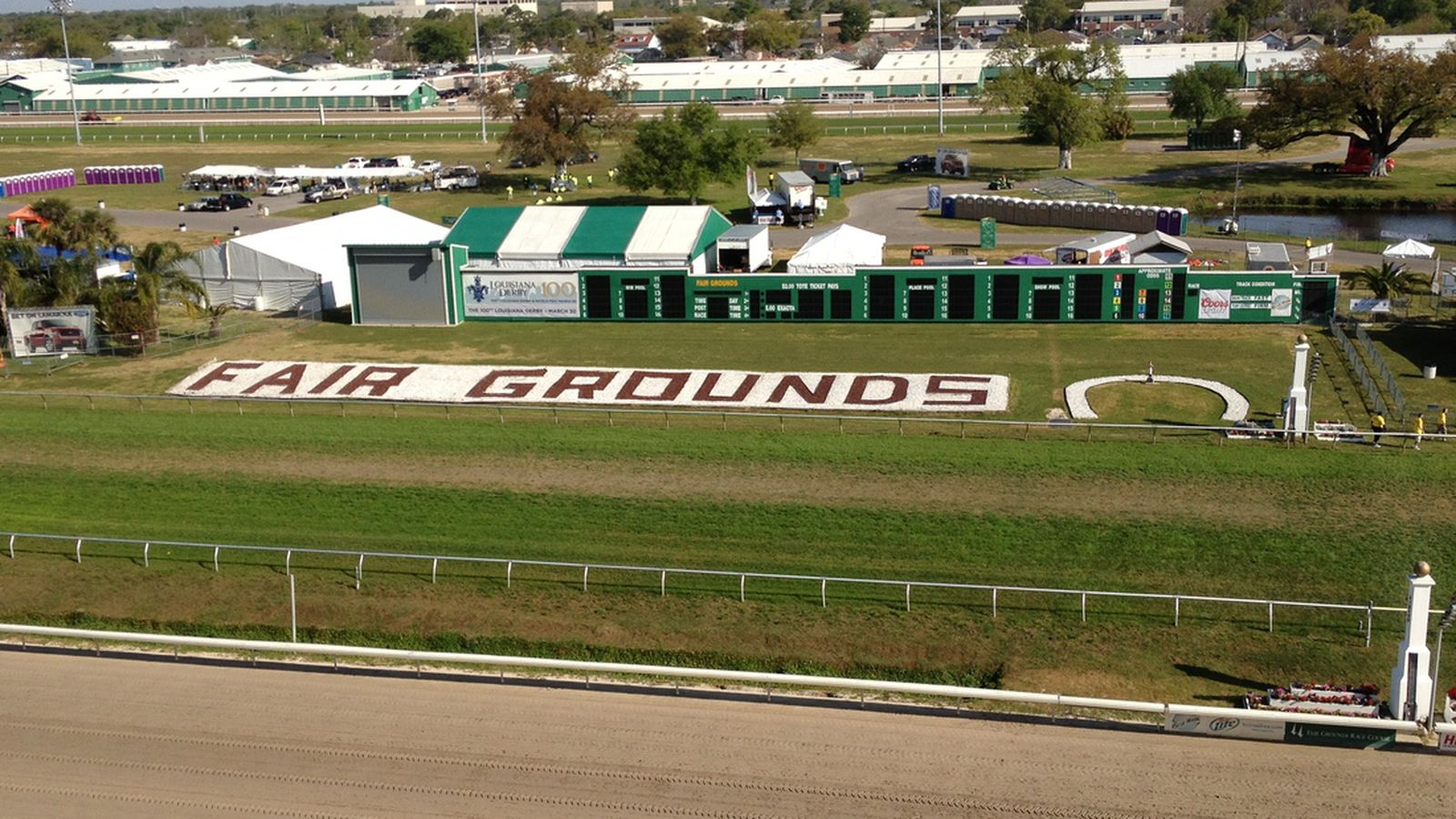 2014 Louisiana Derby Results Vicar S In Trouble Gets Back