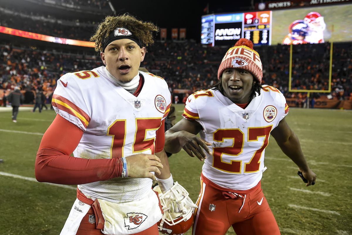 Patrick Mahomes appears at Super Bowl, says heâs learned how NFL QBs must prepare