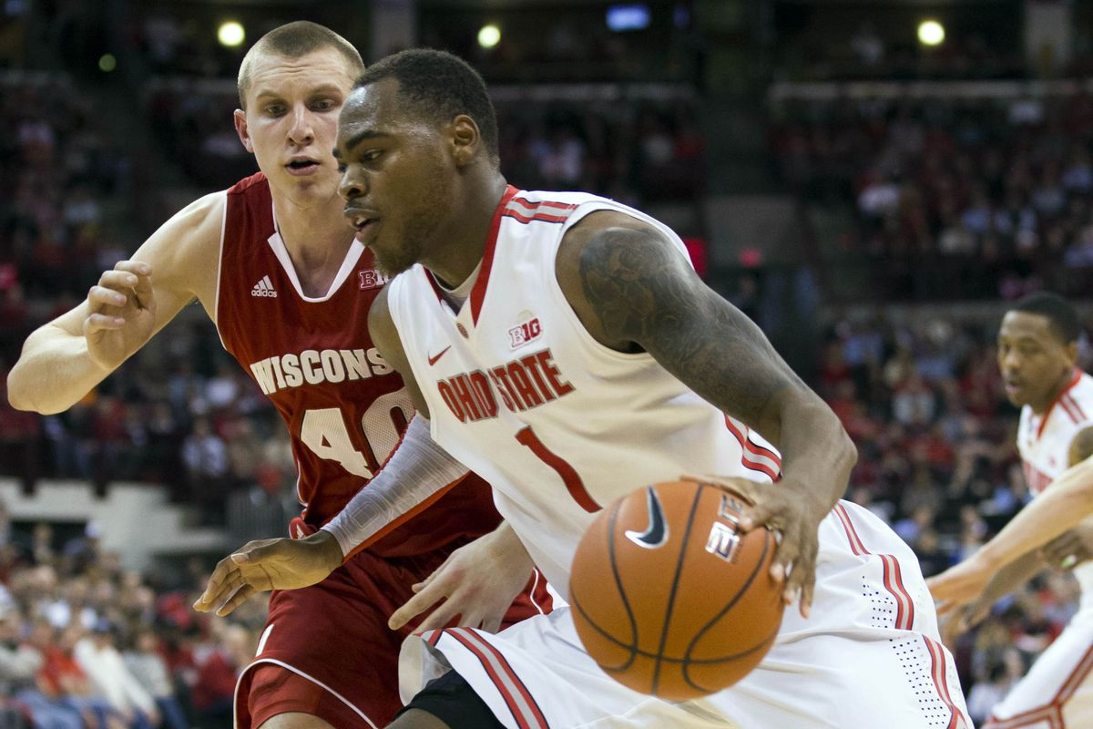 Deshaun Thomas helped make Ohio State the only team to move up a spot this week