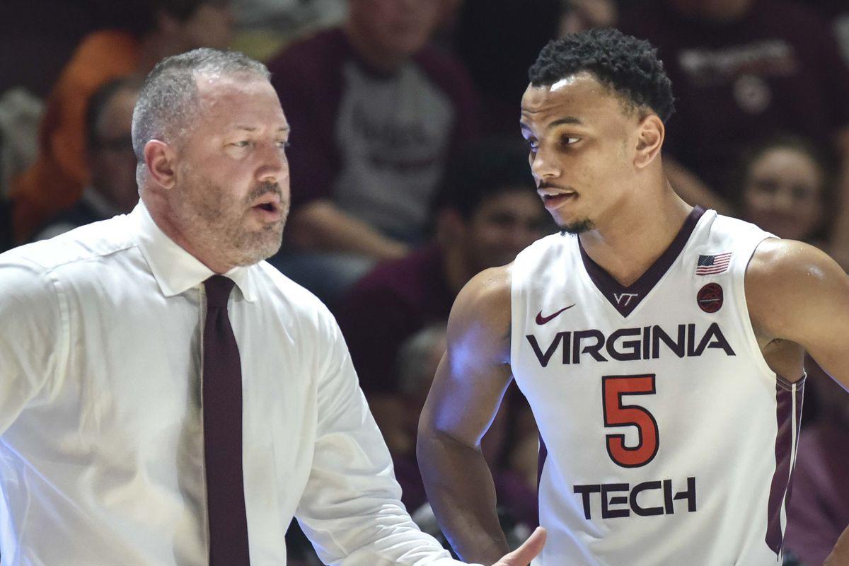 NCAA Basketball: Clemson at Virginia Tech