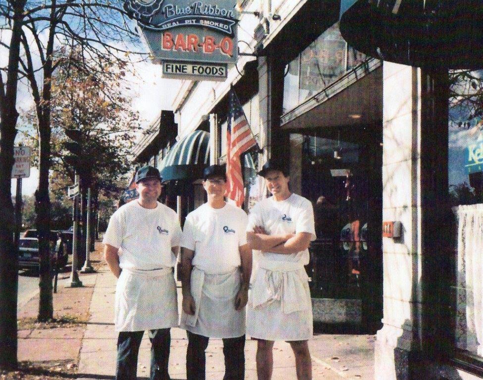 Blue Ribbon founders