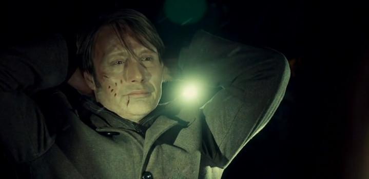 Hannibal is captured.