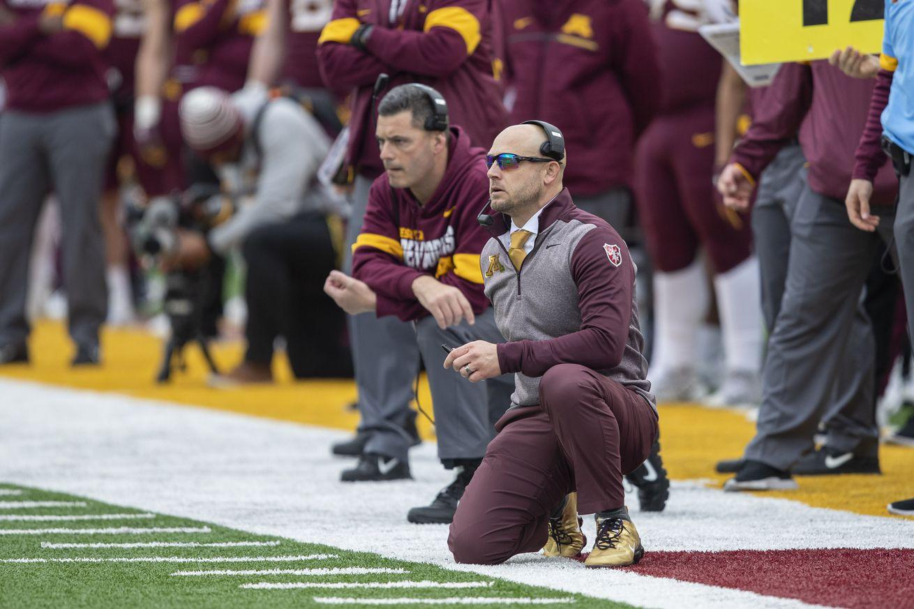 NCAA Football: Penn State at Minnesota