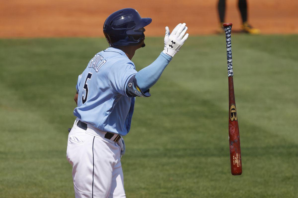 MLB: Pittsburgh Pirates at Tampa Bay Rays