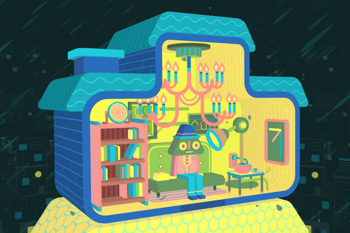 gnog turns puzzle boxes into fun dioramas the verge