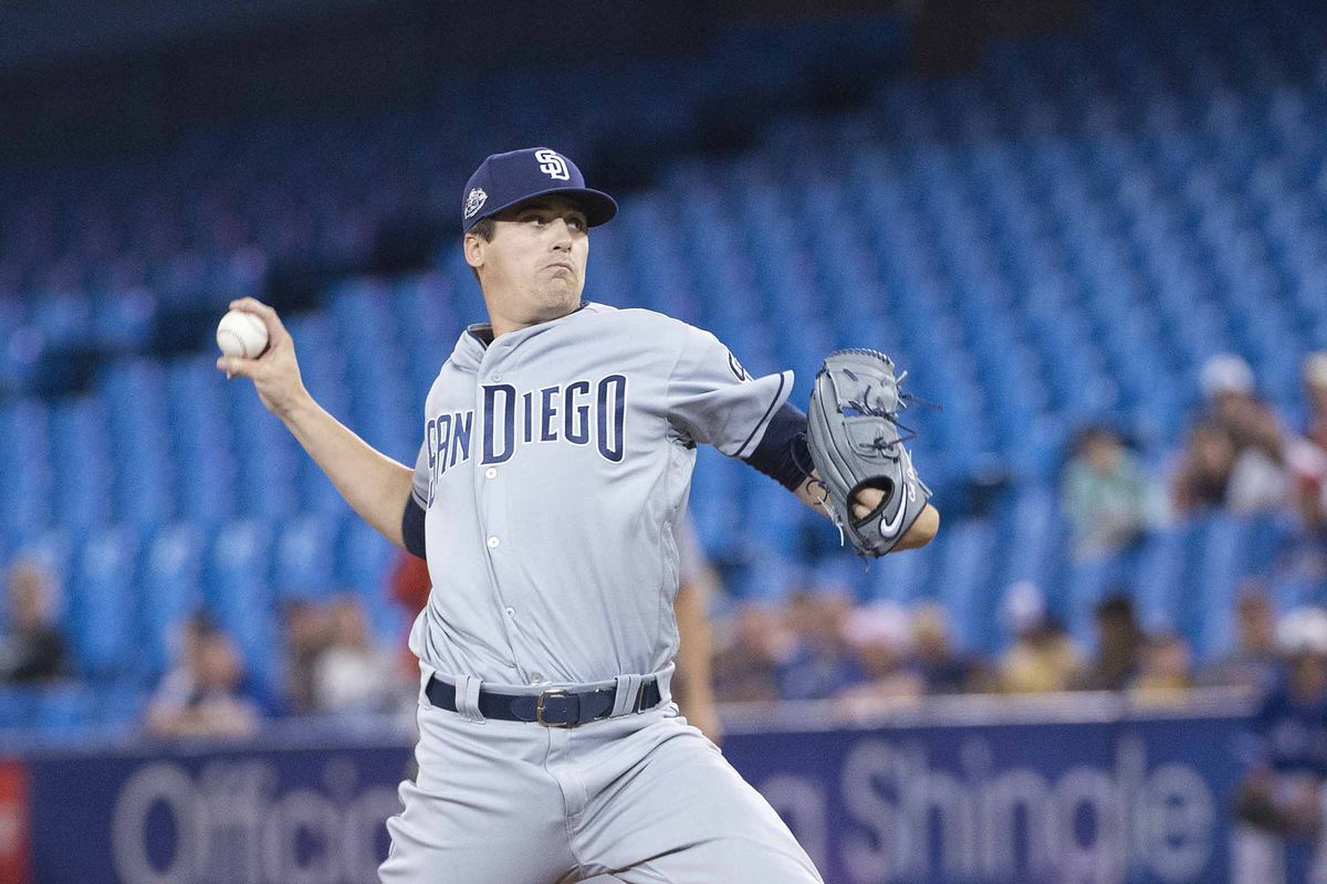 e581fd6f6eb60d Padres score 19 runs, break franchise record with 7 HRs in blowout win