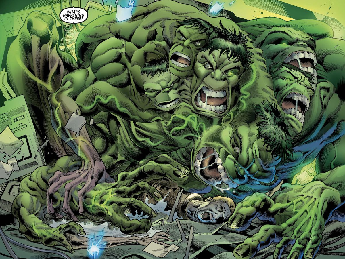 Immortal Hulk is the best Marvel superhero comic you can read ...