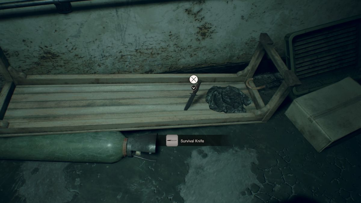 Resident Evil 7 Guide And Walkthrough 6 3 Looking For Ethan Polygon Knife Switch Fuse Box Before You Go Wandering Around This Mold Molded Filled Ship Should Probably Arm Yourself With More Than A Few Remote Bombs