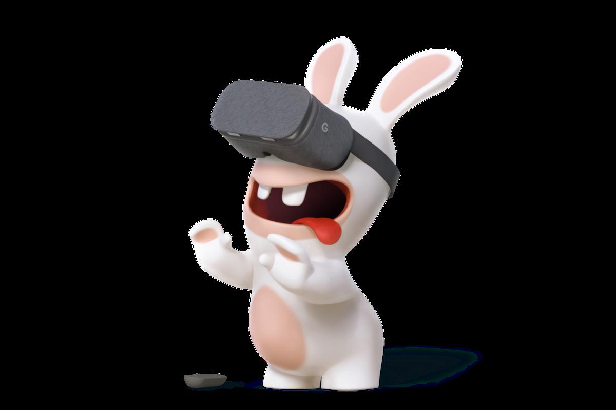 Ubisoft bringing Rabbids to VR with Google Daydream  Polygon