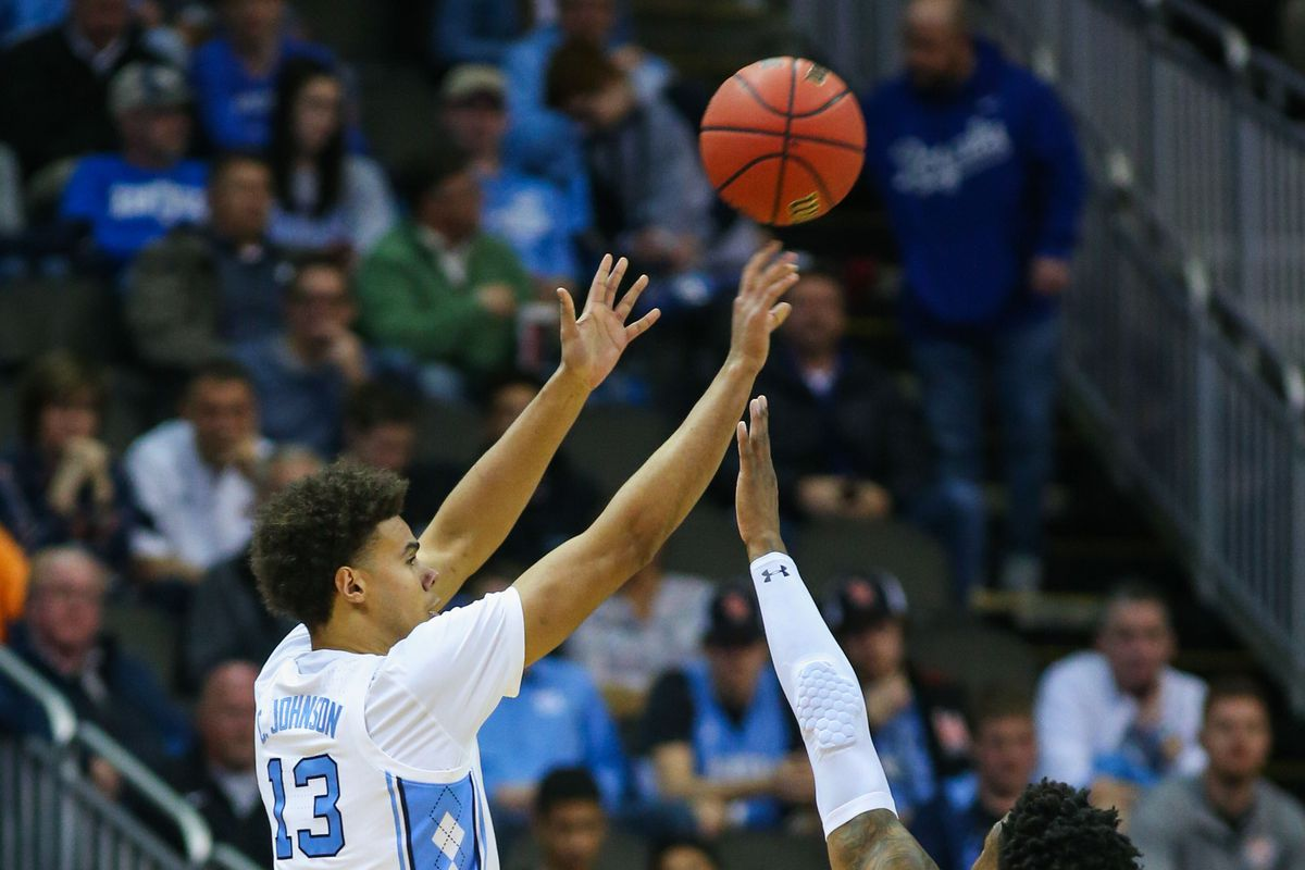 Johnson fills a 3-point shooting need. But is there more?