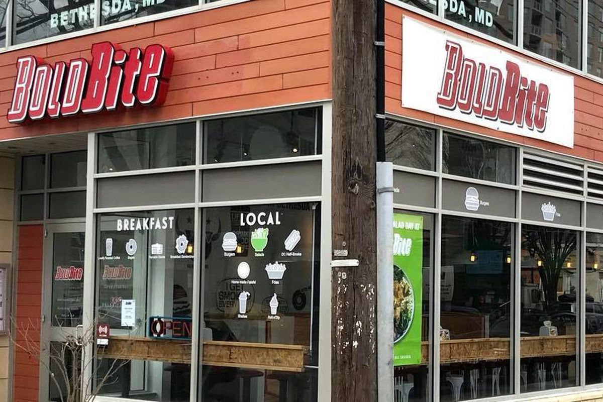Bethesda Hot Dog Shop Bold Bite Closes Eater Dc