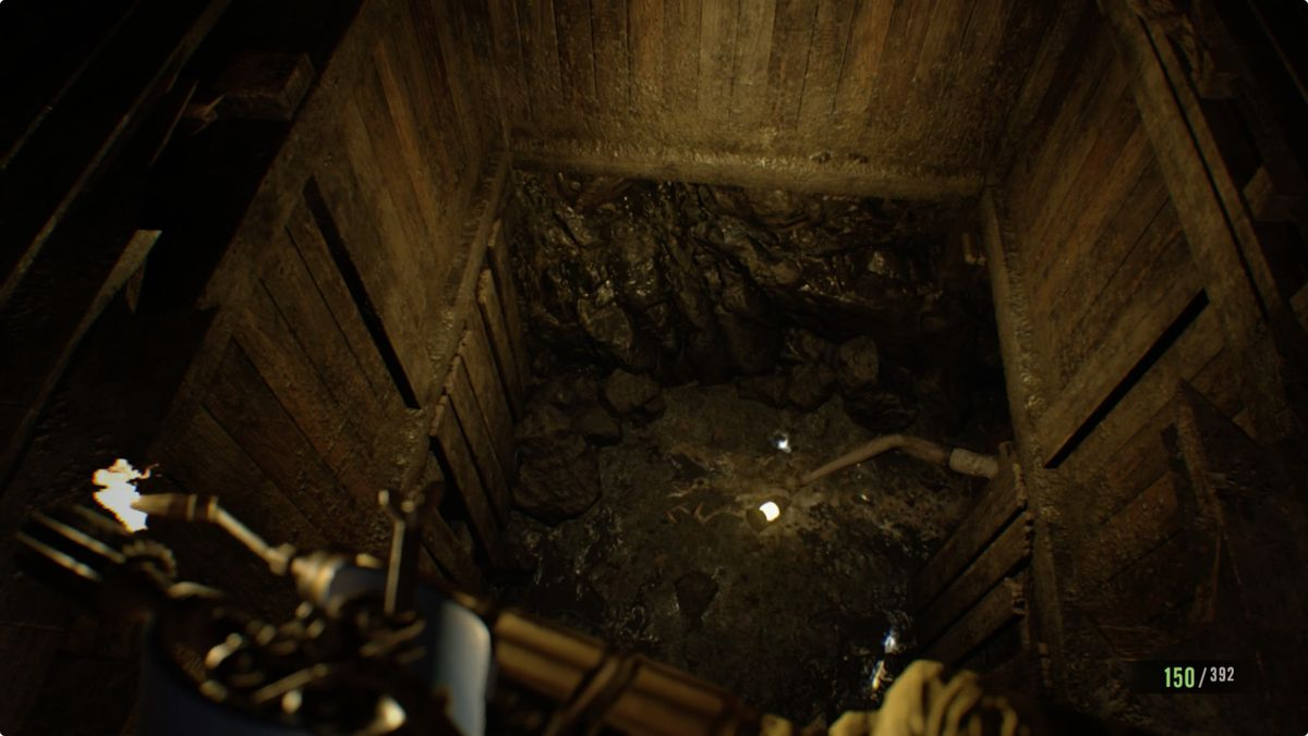 Resident Evil 7 Guide And Walkthrough 3 2 Shadow Puzzle Outhouse
