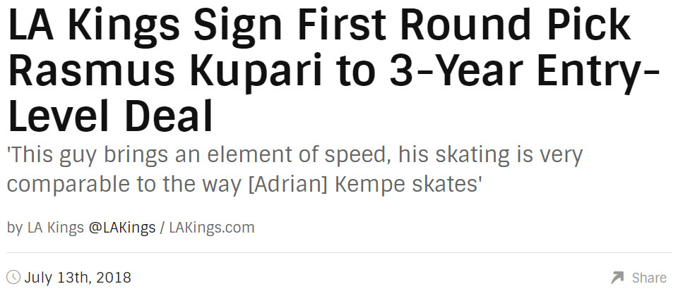 https://www.nhl.com/kings/news/la-kings-sign-first-round-pick-rasmus-kupari-to-3-year-entry-level-deal/c-299486550