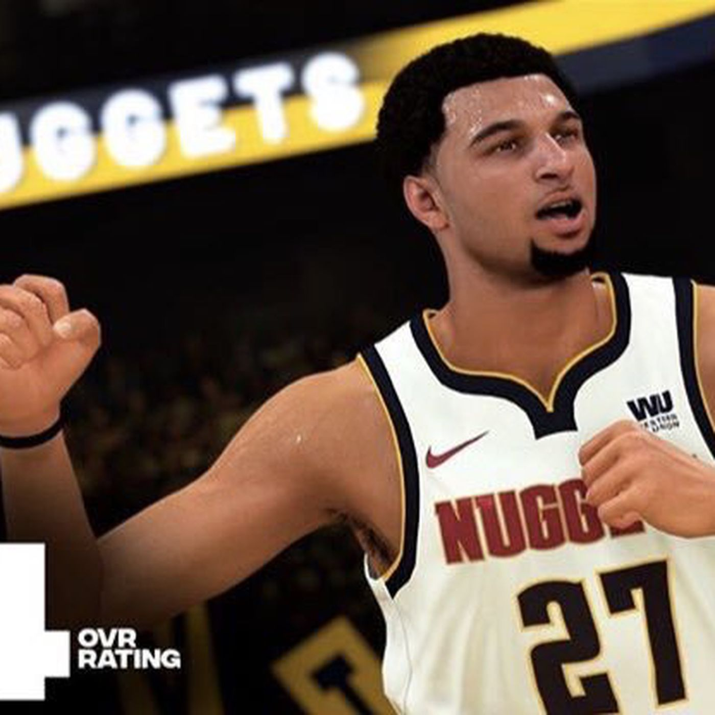 The Nuggets Real 2K Ratings & Progression Predictions